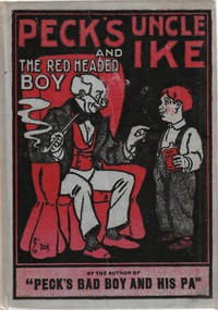 Peck's Uncle Ike and The Red Headed Boy1899