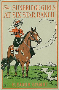 Cover of The Sunbridge Girls at Six Star Ranch