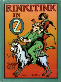 Cover of Rinkitink in Oz