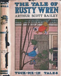 Cover of The Tale of Rusty Wren