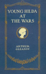 Cover of Young Hilda at the Wars