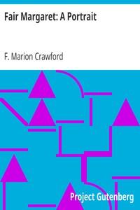 Cover of Fair Margaret: A Portrait