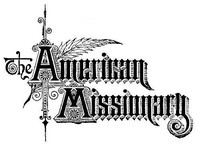 Cover of The American Missionary — Volume 50, No. 09, September, 1896