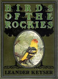 Cover of Birds of the Rockies