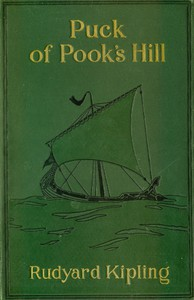 Cover of Puck of Pook's Hill