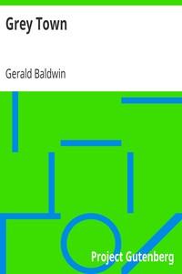 Cover of Grey TownAn Australian Story