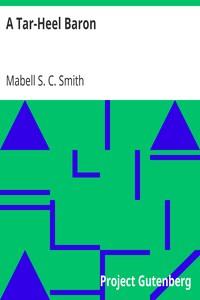 Cover of A Tar-Heel Baron