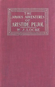 Cover of The Joyous Adventures of Aristide Pujol