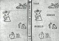 Cover of This Simian World