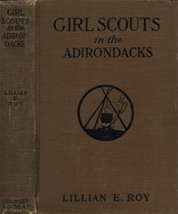Cover of Girl Scouts in the Adirondacks