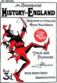 Cover of A Humorous History of England