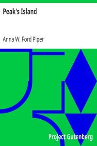 Cover of Peak's IslandA Romance of Buccaneer Days