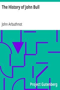 Cover of The History of John Bull