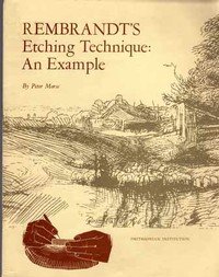 Cover of Rembrandt's Etching Technique: An Example