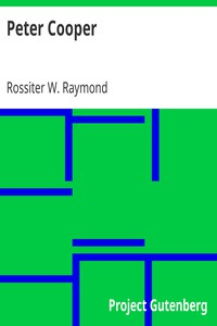 Cover of Peter Cooper