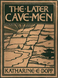 Cover of The Later Cave-Men