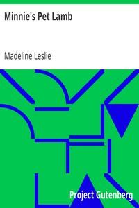 Cover of Minnie's Pet Lamb