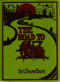 Cover of The Road to Oz