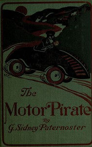Cover of The Motor Pirate