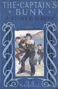 Cover of The Captain's BunkA Story for Boys