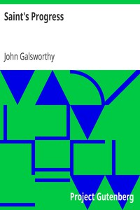 Cover of Saint's Progress