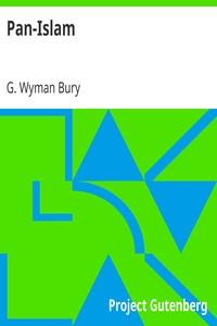 Cover of Pan-Islam