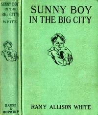 Cover of Sunny Boy in the Big City