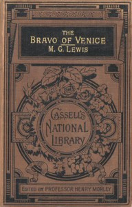 Cover of The Bravo of Venice: A Romance