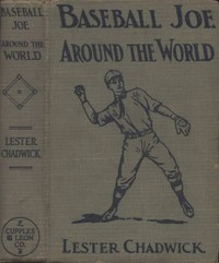 Cover of Baseball Joe Around the World; or, Pitching on a Grand Tour