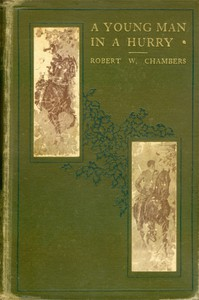 Cover of A Young Man in a Hurry, and Other Short Stories