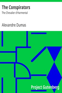Cover of The ConspiratorsThe Chevalier d'Harmental