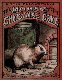Cover of The Mouse and the Christmas Cake
