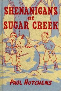 Cover of Shenanigans at Sugar Creek