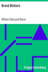 Cover of Brand Blotters