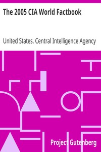 Cover of The 2005 CIA World Factbook