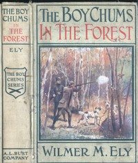 Cover of The Boy Chums in the Forest; Or, Hunting for Plume Birds in the Florida Everglades