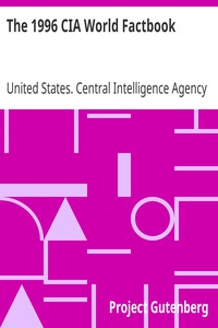 Cover of The 1996 CIA World Factbook
