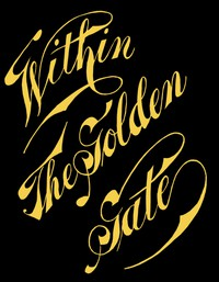 Cover of Within the Golden Gate A Souvenir of San Francisco Bay