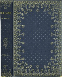 Cover of Holland, v. 1 (of 2)
