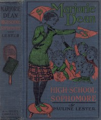 Cover of Marjorie Dean, High School Sophomore