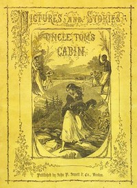 Cover of Pictures and Stories from Uncle Tom's Cabin