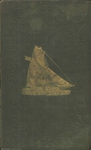 Cover of A Yacht Voyage to Norway, Denmark, and Sweden2nd edition