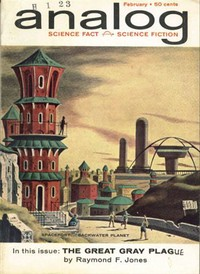 Cover of The Great Gray Plague