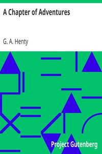 Cover of A Chapter of Adventures