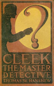 Cover of Cleek, the Master Detective