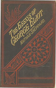 """The Essays of """"George Eliot"""" / Complete"""