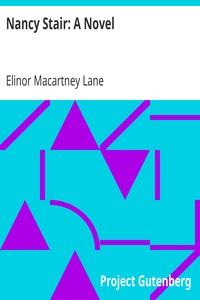 Nancy Stair: A Novel