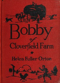 Cover of Bobby of Cloverfield Farm