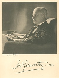 The Works of John GalsworthyAn Index of the Project Gutenberg Works of Galsworthy