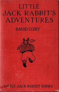 Cover of Little Jack Rabbit's Adventures